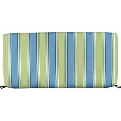 Bench Cushion Color: Haliwell Caribbean