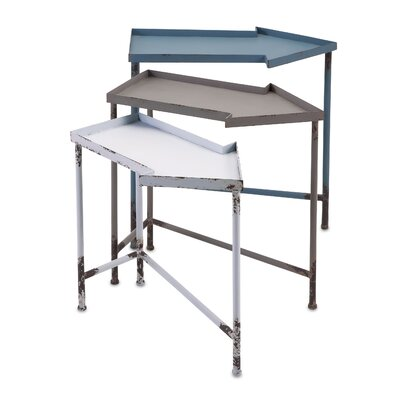 Herodion 3 Piece Nesting Tables