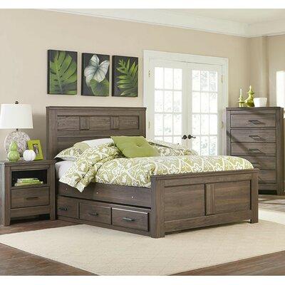 Hayward Platform Customizable Bedroom Set