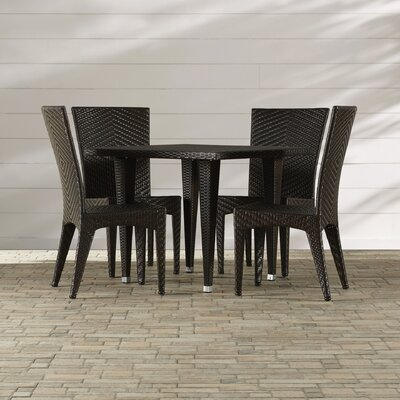 Cullen 5 Piece Outdoor Dining Set