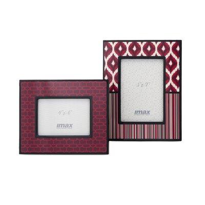 2 Piece Picture Frame Set