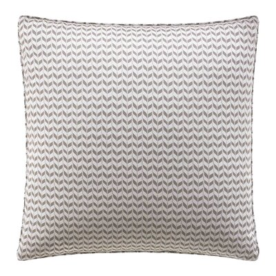 Damalis Cotton Throw Pillow Color: Mink