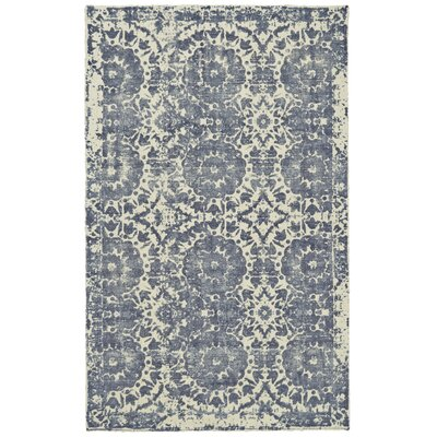 Brooksland Winter Area Rug Rug Size: 96 x 136