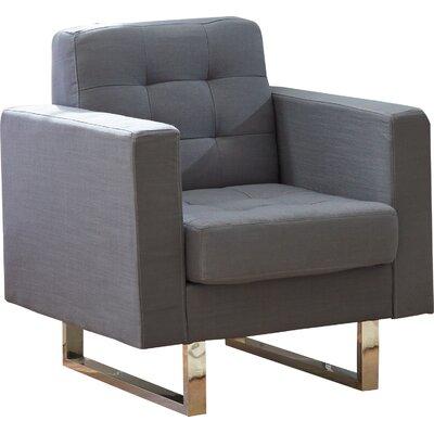 Lysander Armchair Upholstery: Grey