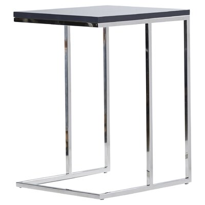 Otoole End Table Finish: Charcoal