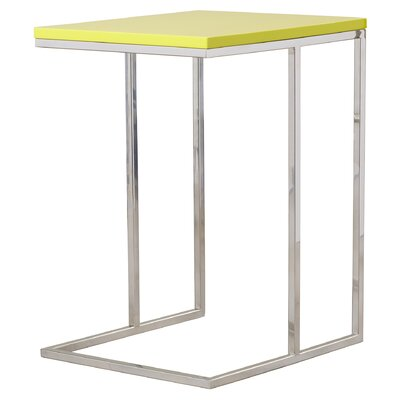 Otoole End Table Color: Yellow
