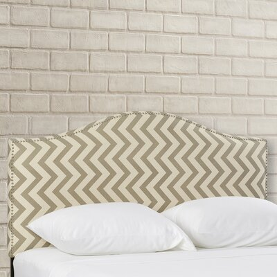 Olevia Upholstered Panel Headboard Size: Full