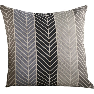 Throw Pillow Color: Grey