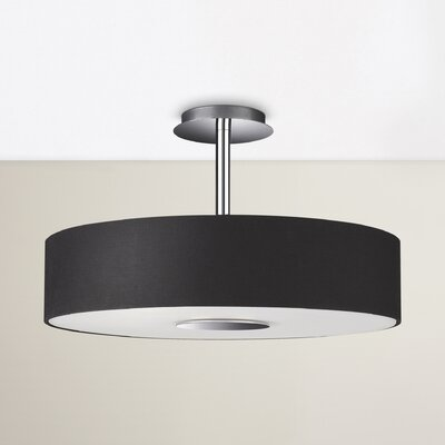 Granvill 3-Light Semi Flush Mount