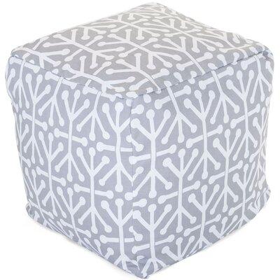 Nerys Ottoman Fabric: Gray
