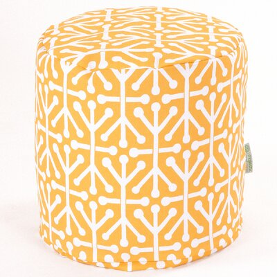 Nerys Ottoman with Cushion Fabric: Citrus
