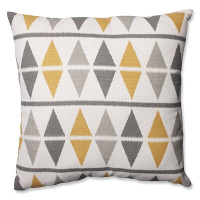 Acree Birch 100% Cotton Throw Pillow Size: Large