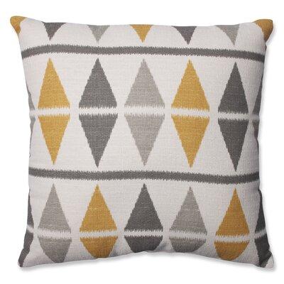 Acree Birch 100% Cotton Throw Pillow Size: Small