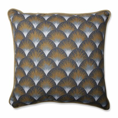 Latricia Cotton Throw Pillow Size: 18