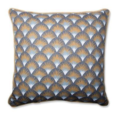 Latricia Cotton Throw Pillow Size: 25