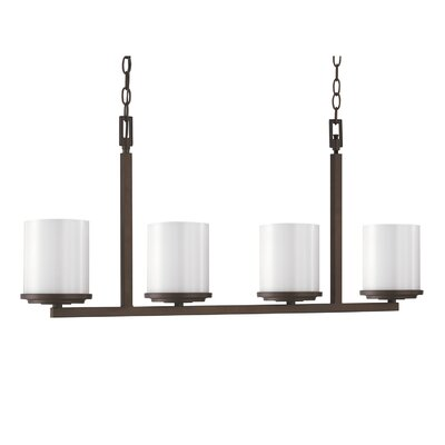 Arbogast 4-Light Kitchen Island Pendant