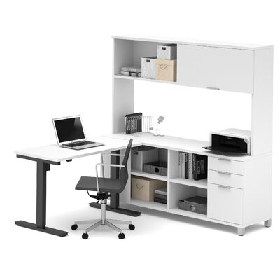 Ariana L-Shape Desk Office Suite MCRR6664 29017039