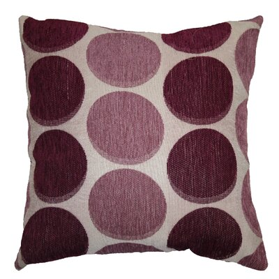 Frank Decorative Throw Pillow Color: Lilac