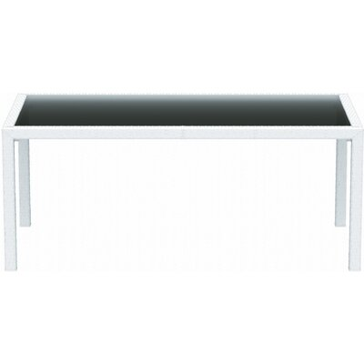 Kassiopeia Dining Table Finish: White