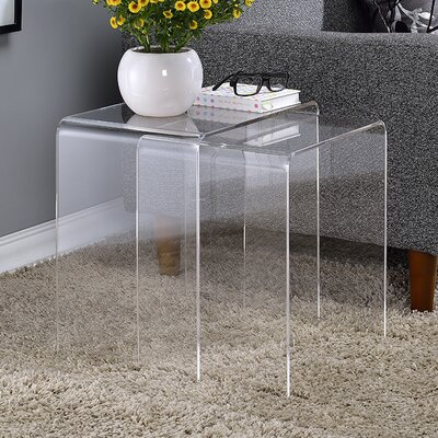 Channing 2 Piece Nesting Table Set