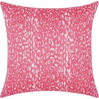 Eustachys Indoor/Outdoor Throw Pillow Color: Hot Pink