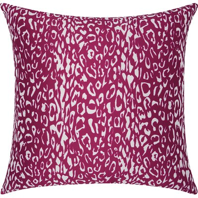 Eustachys Indoor/Outdoor Throw Pillow Color: Lilac