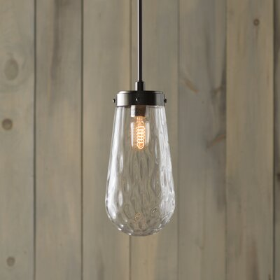 Abington 1-Light Schoolhouse Pendant