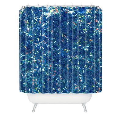 Kessinger Tinsel II Shower Curtain