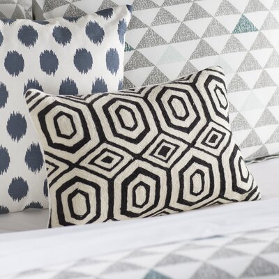 Global Geometrics Lumbar Pillow