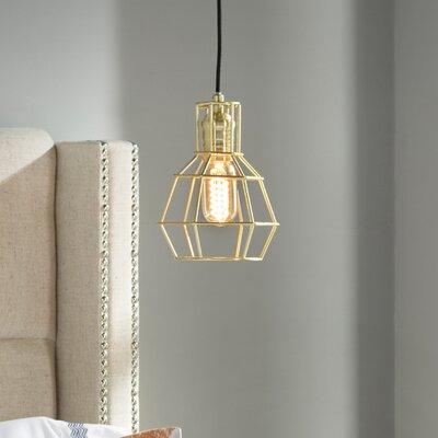 Lasya 1-Light Pendant