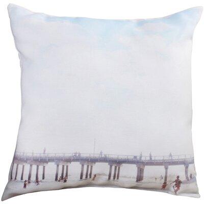 Mina Teslaru Island Dreaming Throw Pillow