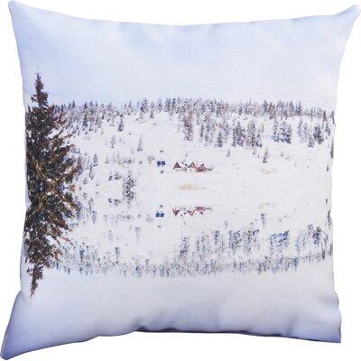 Mina Teslaru Cabin Fever Throw Pillow