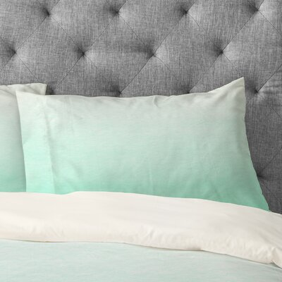 Estes Ombre Pillowcase Size: King