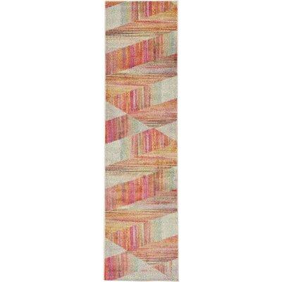 Aristomache Area Rug Rug Size: Runner 27 x 10