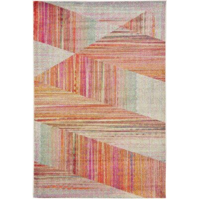 Aristomache Area Rug Rug Size: 6 x 9