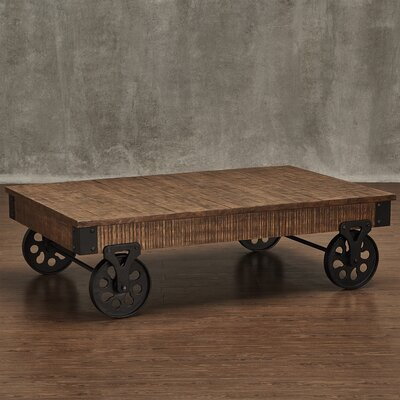 Zona Coffee Table Finish: Oak