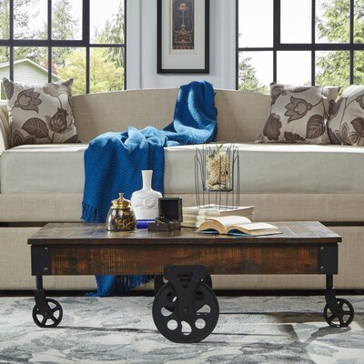 Zona Coffee Table Finish: Brown