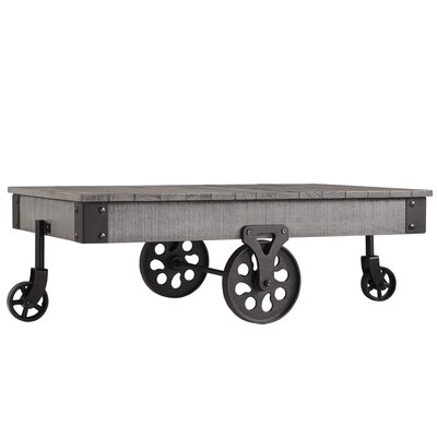 Zona Coffee Table Color: Grey