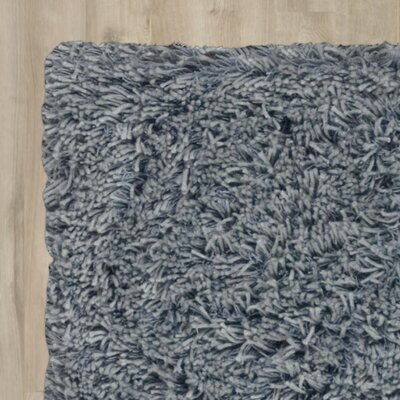 Aquarius Handmade Blue Area Rug