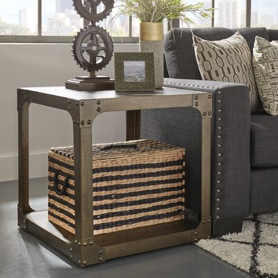 Hippolyte End Table