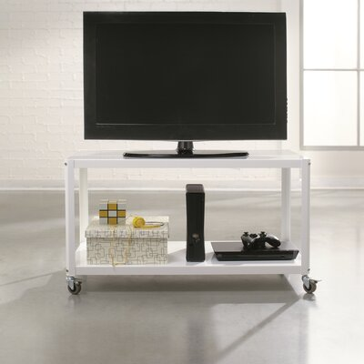 Taurus 36 TV Stand Color: Arctic White