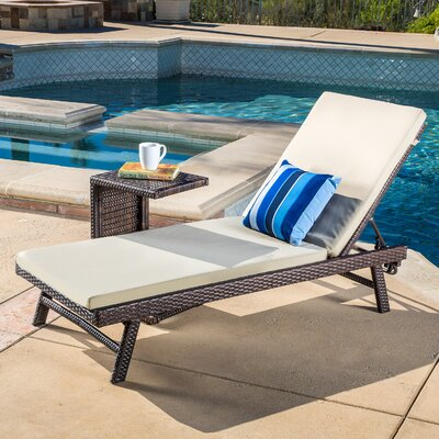 Kasia 2 Piece Chaise Lounge Set