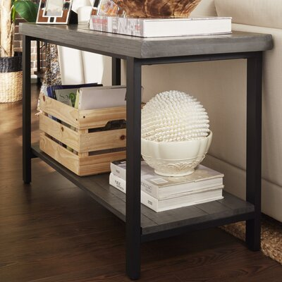 Hayles 48 TV Stand Color: Gray