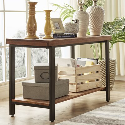 Hayles 48 TV Stand Color: Oak