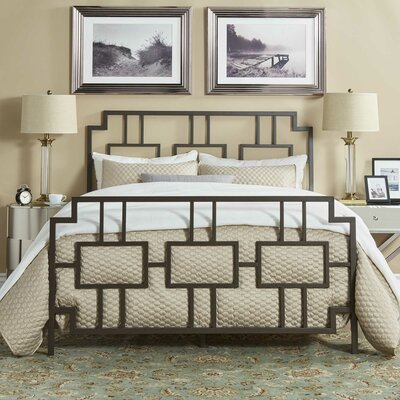 Atropos Panel Bed Size: King