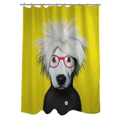 Appling Soup Shower Curtain