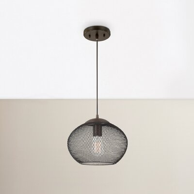 Abate 1-Light Mini Pendant