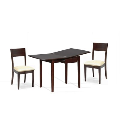 Thais 3 Piece Dining Set