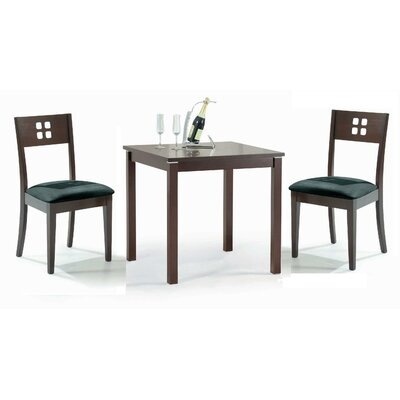 Mccullum 3 Piece Dining Set