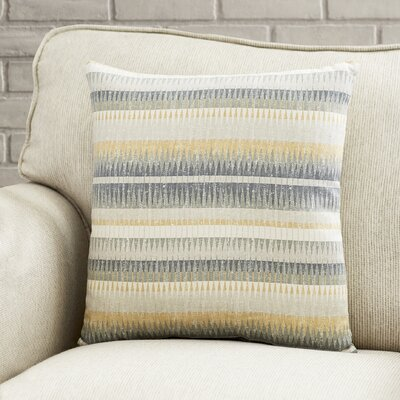 Sofia Satchel Throw Pillow Color: Gild